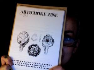 Artichoke Zine