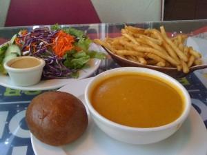 Saturn Lunch