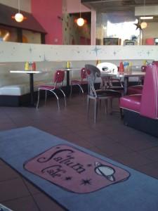 Saturn Cafe